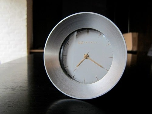 Join Jalopnik On Facebook, Win An Infiniti Clock