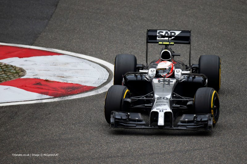 Chinese Gran Prix in Pictures