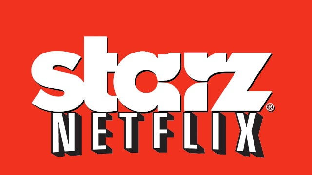 Starz Turned Down $300 Million to Stay on Netflix
