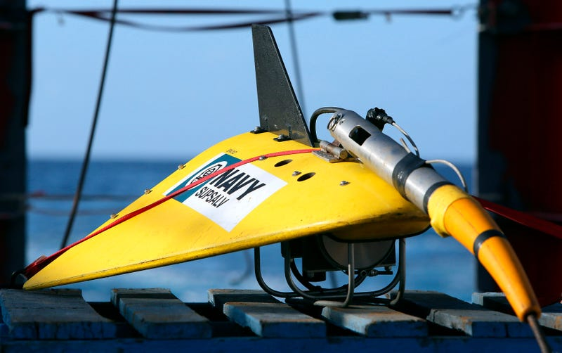 Pings Potentially Matching MH370 Flight Data Recorder Found