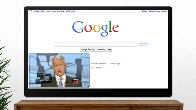 The First Google TV Update Brings New Netflix, Customizable Dual View and Android Remote App