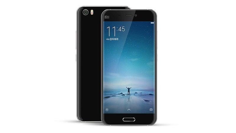 Las imágenes filtradas del Xiaomi Mi 5 muestran una copia descarada del Galaxy S6
