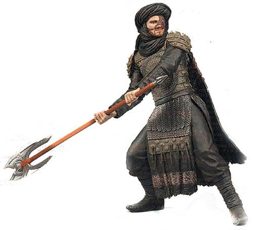 Prince Of Persia Figures: Hold Jake Gyllenhaal In The Palm Of Your Hand
