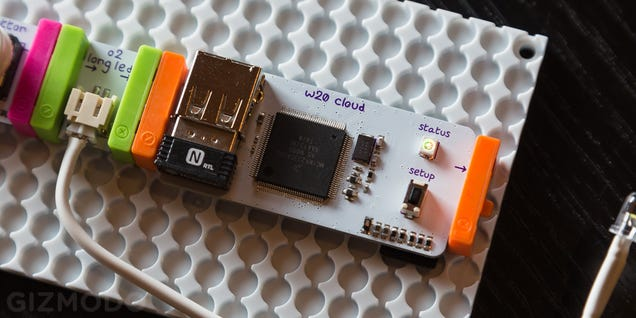 LittleBits Now Lets You Build