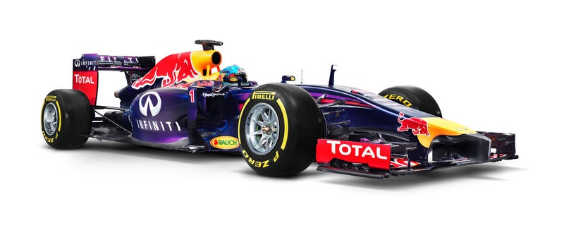 BREAKING NEWS: SO IS THE RED BULL RB10!