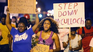 Ferguson Protestors Sue City of Ferguson Over Civi