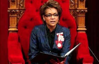 Meet Michaelle Jean, the Sarah Palin of Canada