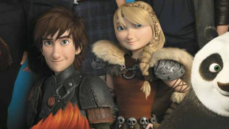First look at How to Train Your Dragon 2: The Sexy Years