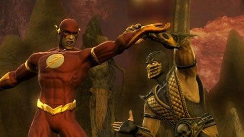 Flash To Engage In Mortal Kombat