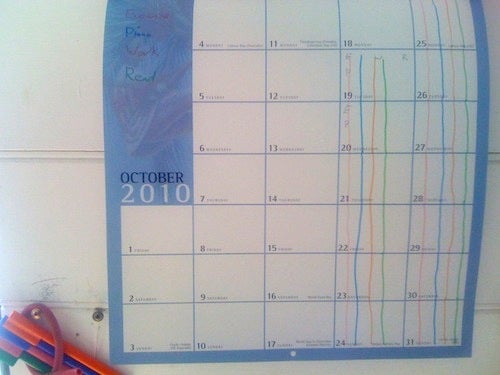 "The Habits Calendar Is Seinfeld's Productivity Secret ""On Steroids"""
