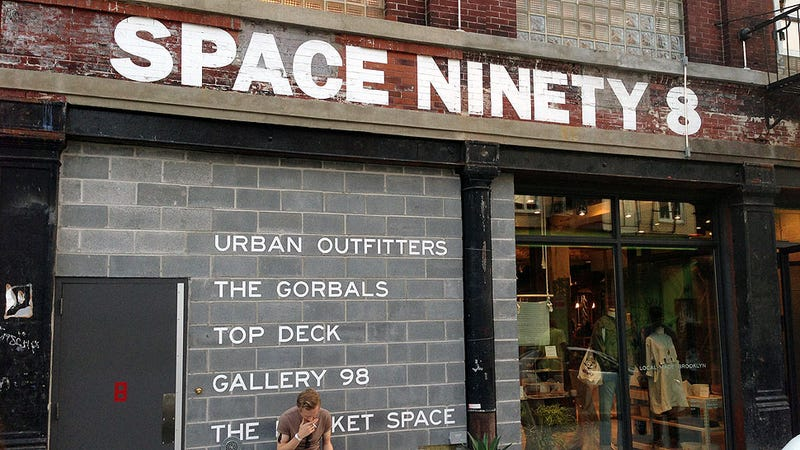 The Best Restaurant in New York Is: The Williamsburg Urban Outfitters