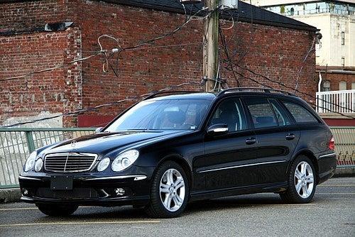 2004 mercedes benz e500 4matic 8 800 for Mercedes benz 2004 e500