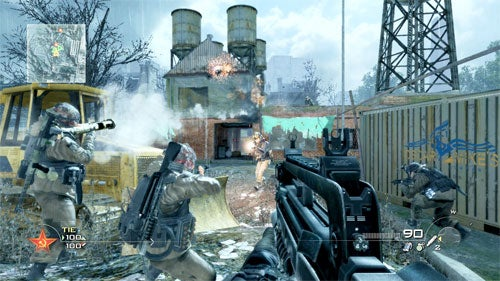 Rumor: Call of Duty Has Another New Developer In Raven [Update]