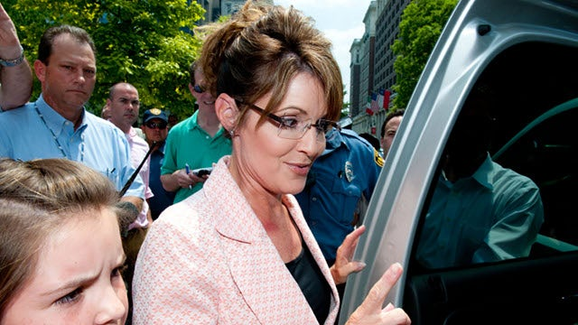 Sarah Palin Prefers Her Version Of Paul Revere Story
