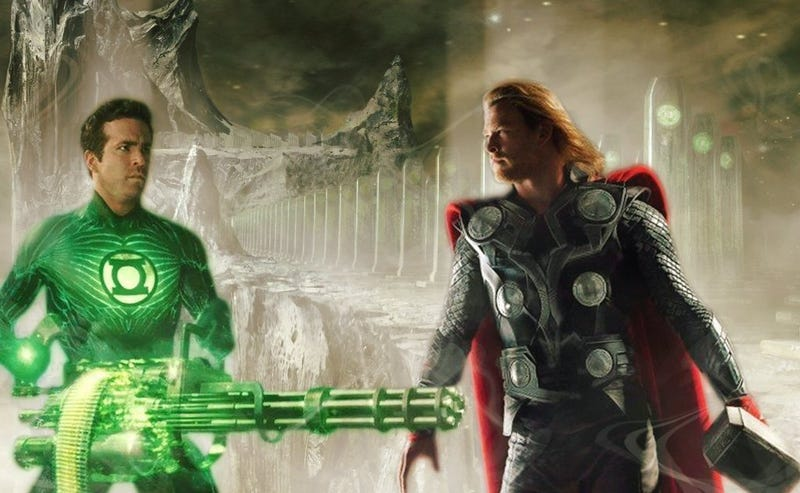 Best and Worst Science Fiction/Fantasy Movies of 2011
