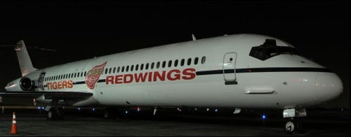 Red Wings Fined For Violating Bizarre Airport Curfew