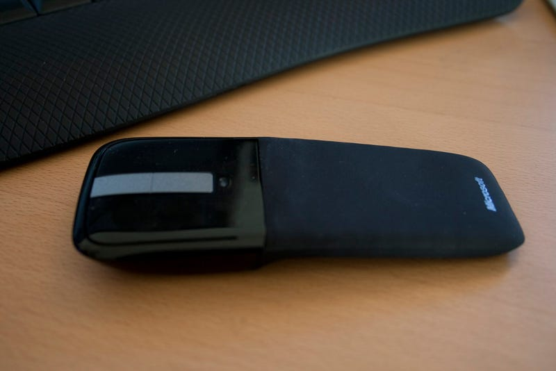Microsoft's Touchstrip Arc Touch Mouse Feels Like the Future