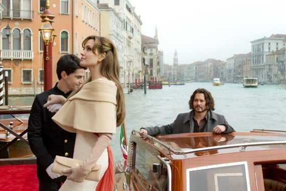What's Really Happening In The Tourist?