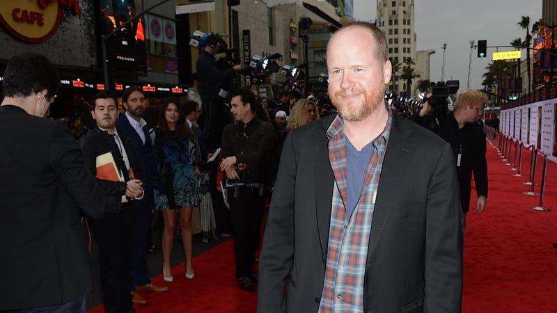 Joss Whedon Is Pissed That There Aren't More Superheroine Movies
