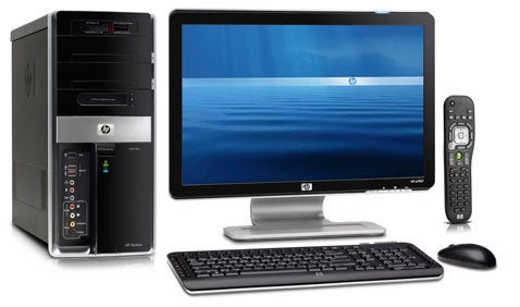 HP Elite m9000 Desktop Is an Incredible Entertainment Hulk
