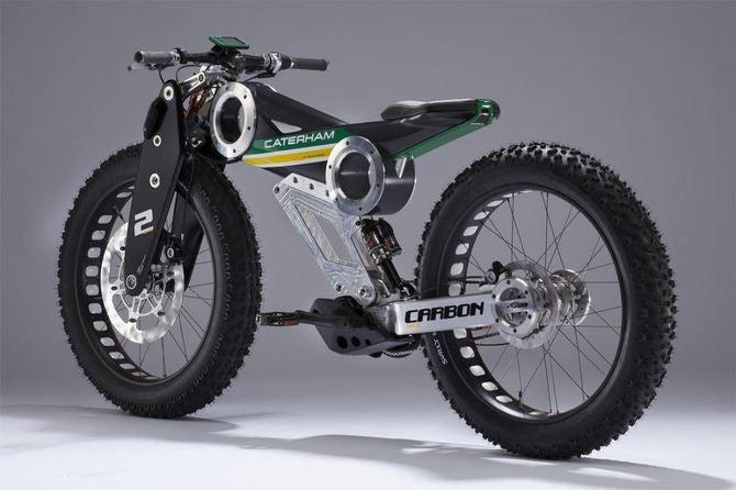 Caterham Electric Bikes
