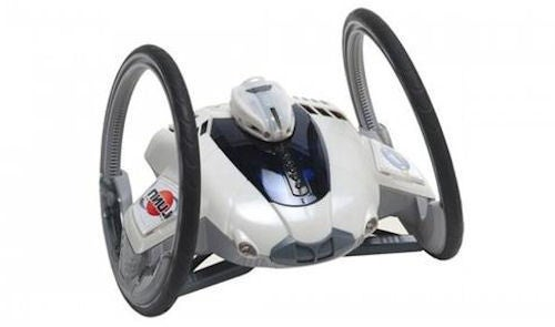 Remote Controlled Robini-i Battles Real and Virtual Robots