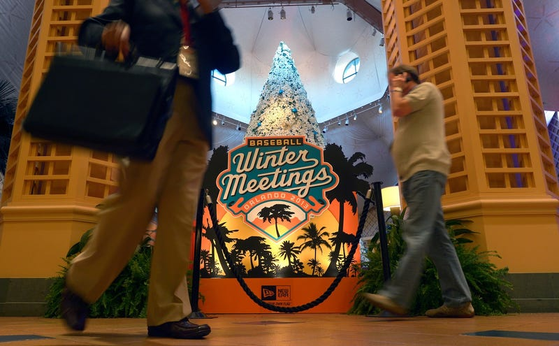 Two Agents Had A Fistfight At Baseball's Winter Meetings