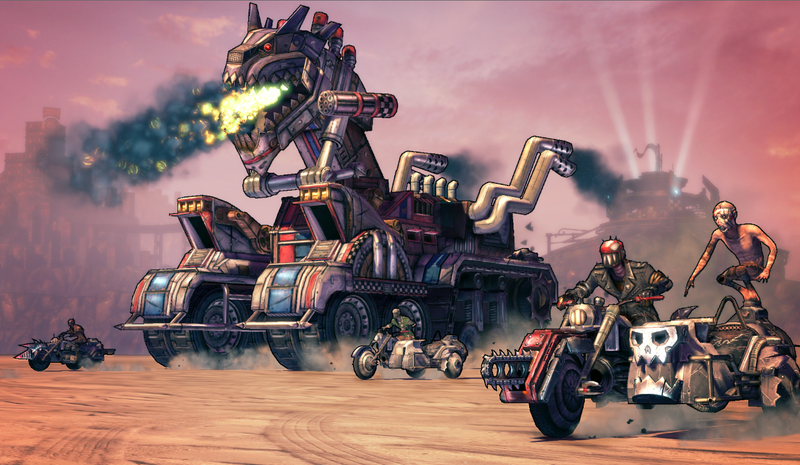 I Survived Mr. Torgue's Arena In The New Borderlands 2 DLC That Drops November 20th