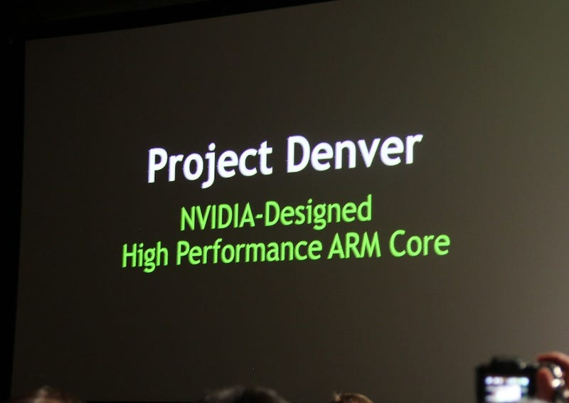 Project Denver: Nvidia Is Finally Making Its Own Processor