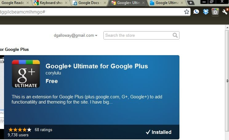 Google+ Ultimate Allows Design Customization for Google Plus