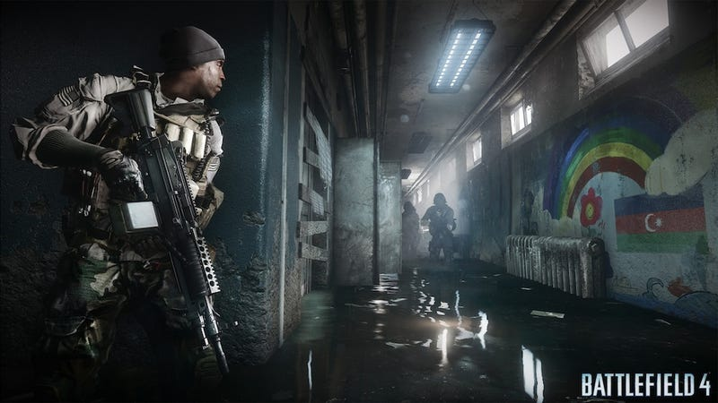 Battlefield 4 Will Have At Least One More Pretty Rainbow Than Expected