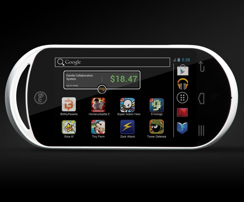 The First Gaming-Dedicated Android Handheld Goes on Sale