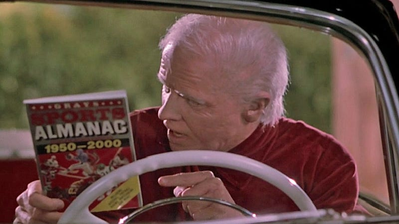 Biff Tannen's Special Tournament Edition Gives You All the Conference Champions Right Now!