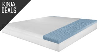 Give Your Old Mattress New Life With Discounted Memory Foam Toppers