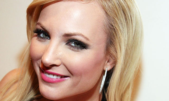 Meghan McCain: I Only Blow Off Work When I Get Dumped