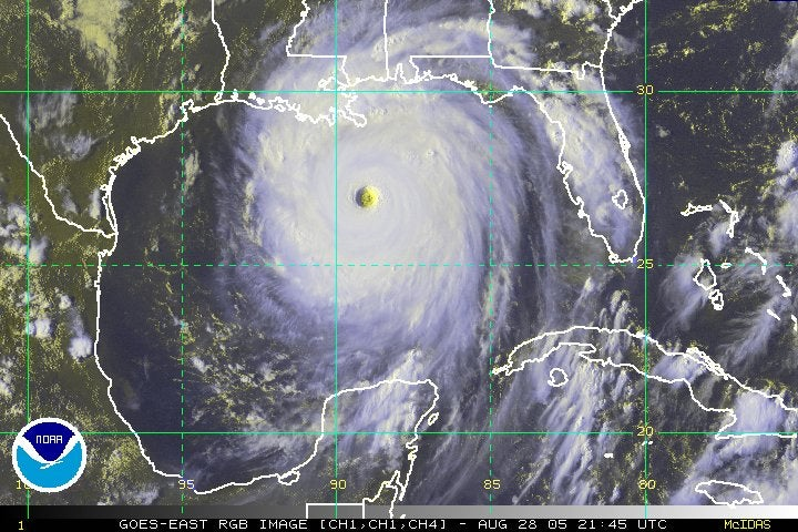 """Certain Death"": Looking at the Dire Katrina Bulletin Nine Years Later"