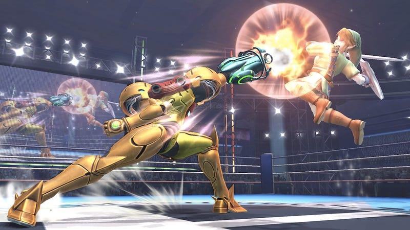 108 Terrific Shots of Super Smash Bros. on Wii U