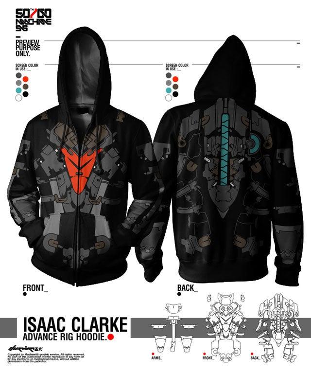 Does Anyone Want To Dress Like Isaac Clarke?