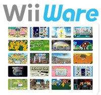 100 Games Lined Up For WiiWare