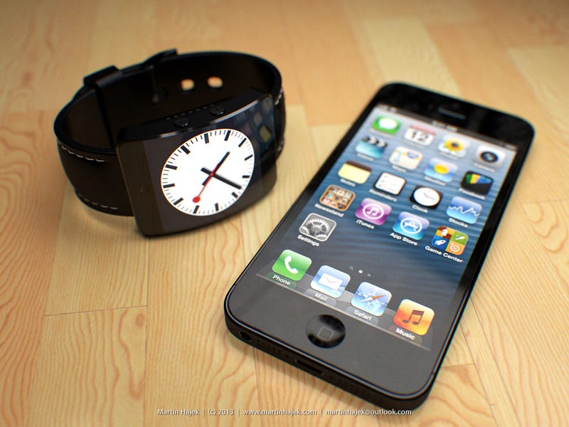 An iWatch Concept Has Never Looked This Good