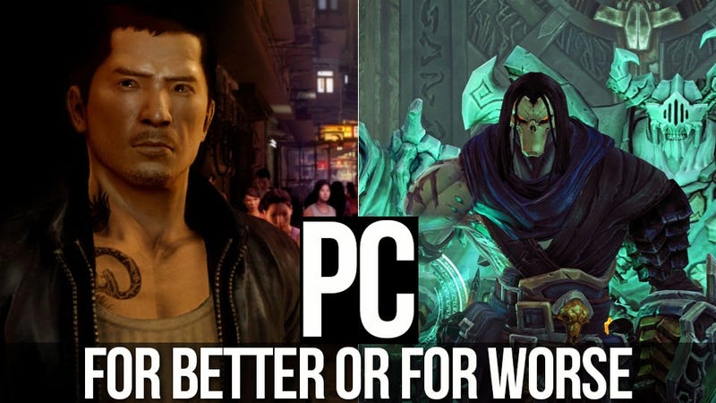 Darksiders II And Sleeping Dogs: A Tale Of Two Very Different PC Ports