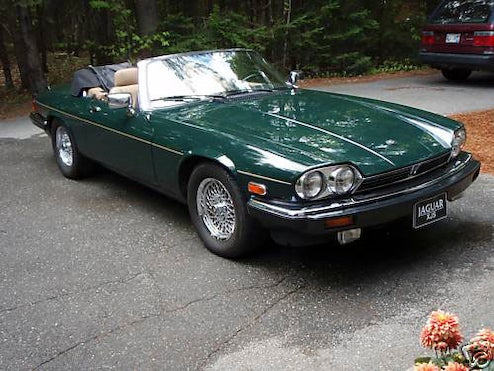 Jaguar XJS-C, The Car For Small Town Closeted Gay Voyeurs