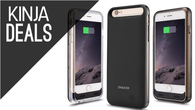 This $30 Case Protects Your iPhone 6 While Adding 150% Battery Life