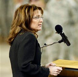 """Sarah Palin Needs To STFU About """"Anonymous"""" Bloggers"""