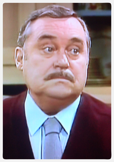 What's Mr. Belvedere Wearing Today?