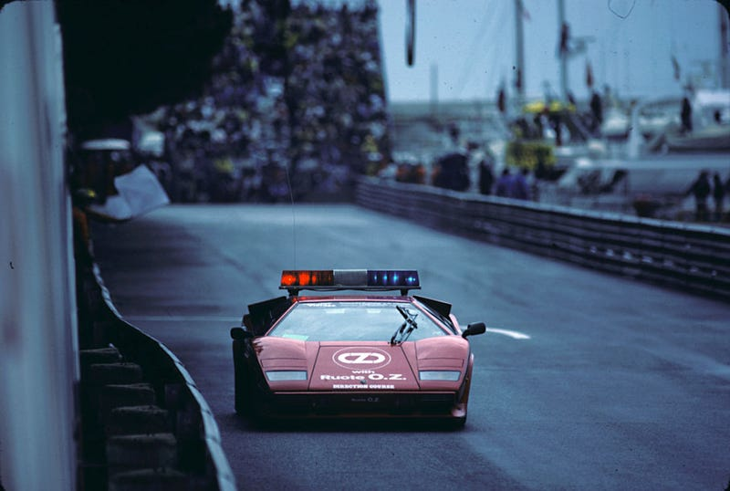 1983 Lamborghini Safety Car - Monaco