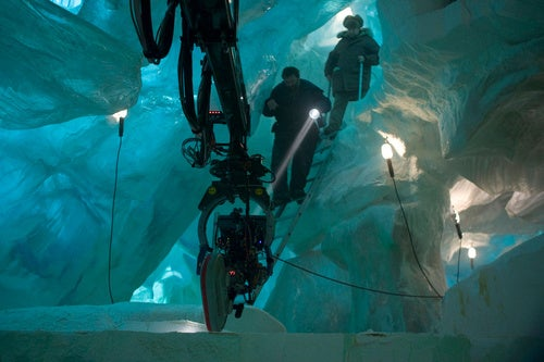 The Thing Prequel Pics