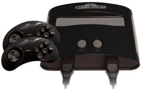 The Sega Genesis Is Back, Baby