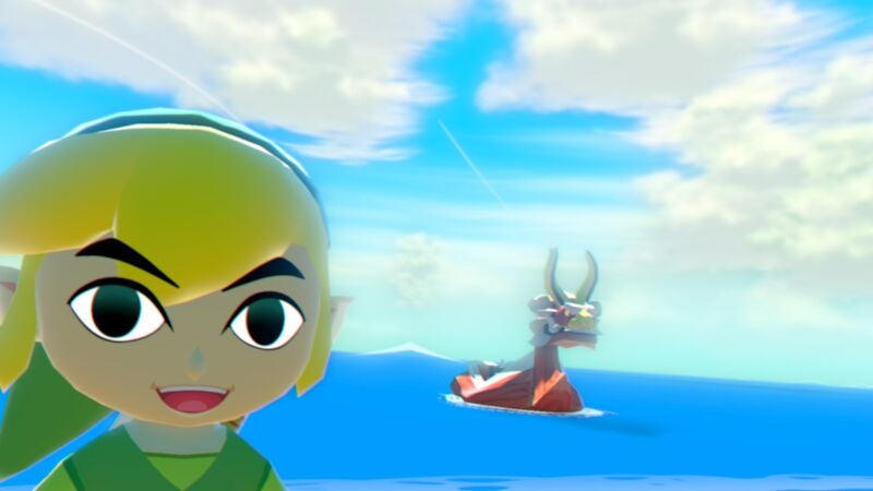 Lazy Tuesday Review: The Legend of Zelda: The Wind Waker HD Limited Edition