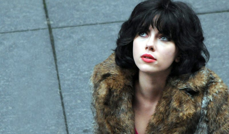 Scarlett Johansson really picked up random dudes for Under the Skin